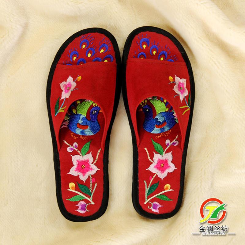环保手工制作 鞋子