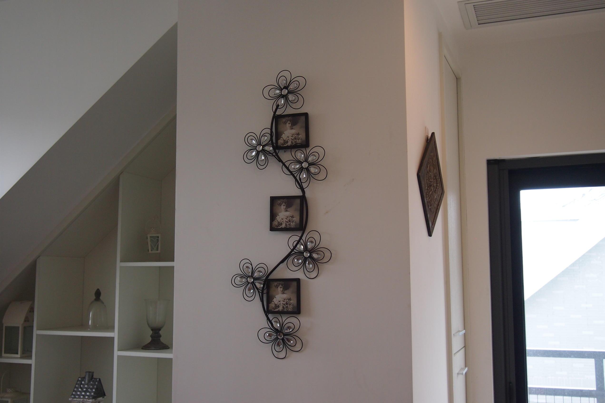 漫邸软饰美式复古铁艺相框 欧式创意组合像框壁挂 精美墙饰