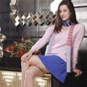 秋冬新款 都市牧歌 羊绒衫 正品女款D-62