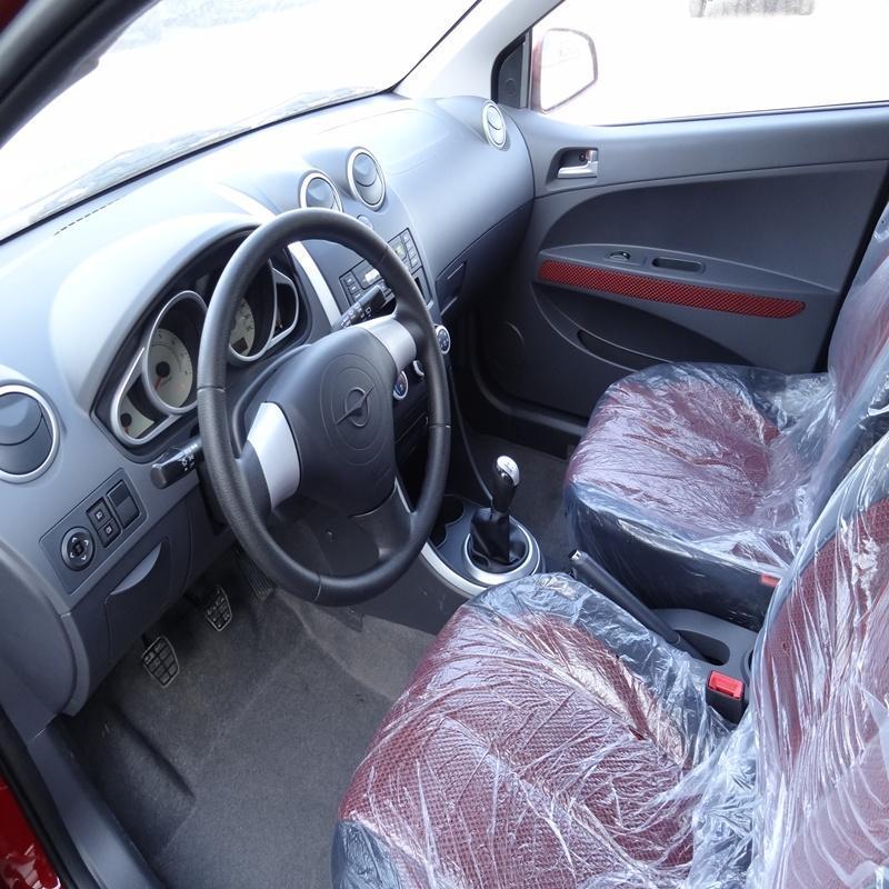 海马汽车丘比特2012款1.3l手动炫酷版高清图片