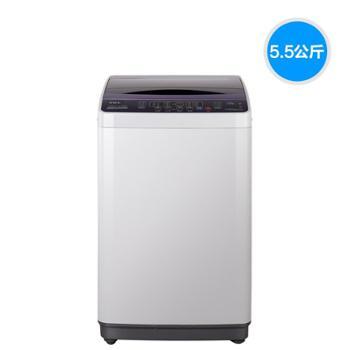 TCLXQB55-1678NS5.5公斤全自动波轮洗衣机模式可调