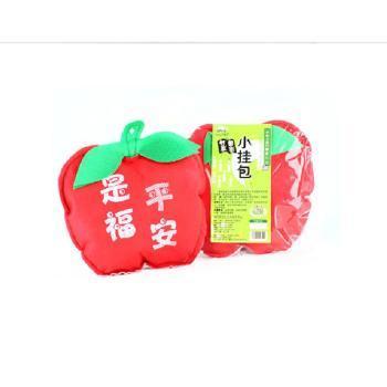 碧岩竹炭苹果/青梅挂包 吸附有害物质 消除异味