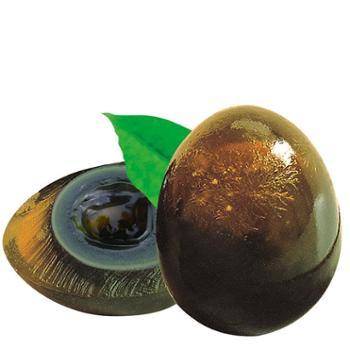 神丹松花鸭皮蛋20枚无铅工艺溏心品质淡水湖区散养鸭蛋制作