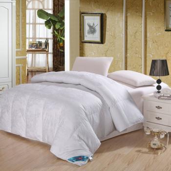床上用品 正品新世嘉羽绒 鹅绒被羽绒被 冬被加厚特价