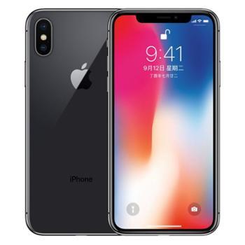 【送店铺延保1年】Apple/苹果iPhoneX全网通移动联通电信4G手机iPhoneX