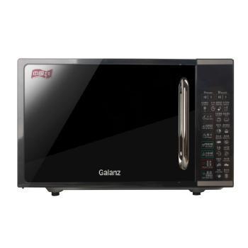 Galanz/格兰仕 G70F20CN1L-DG镜面平板微波炉光波炉(玖融分期购)