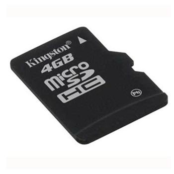 金士顿TF4GTF卡4G手机内存卡MICROSDCLASS4