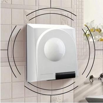 莫顿高速卫生间烘干机自动烘手机干手器全自动感应烘手器吹手机