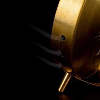 df德福家用温度计室内高精度温湿度计实验室仓库工业壁挂式精准