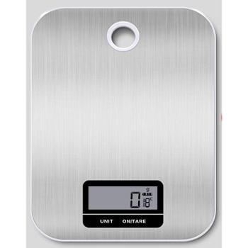 千选称重家用厨房称克度电子秤食物称1g高精准称重电子称烘焙小秤