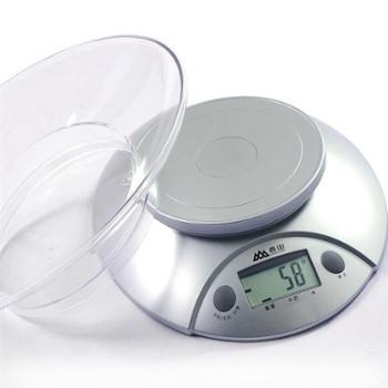 香山烘焙厨房电子迷你小秤家用秤精准秤小巧便携0.1g重克秤食物称