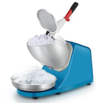 众辰碎冰机商用刨冰机沙冰机家用碎冰机小型打冰机冰粥机雪花冰