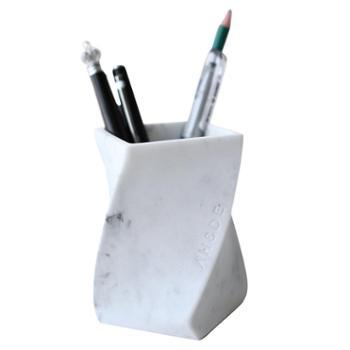Rotate笔筒文具用品简约北欧ins笔筒创意个性笔筒办公室笔桶摆件