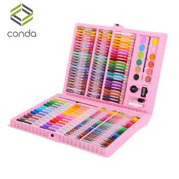 儿童绘画套装画画工具小学生画笔水彩笔美术学习用品小孩生日礼物