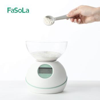 FaSoLa智能厨房电子称家用小型食物克称小秤A1