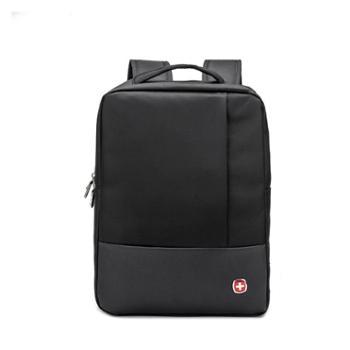 【佳博利】瑞士军刀双肩包14寸笔记本电脑包MT学生书包SA-0656