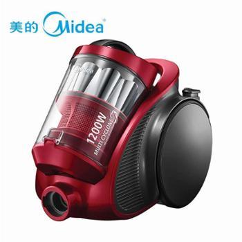 美的(Midea) 吸尘器 VC12X2-FR静音吸尘器 山东省内正常发货 其他地区请联系客服添加运费