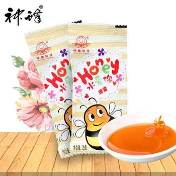 农大蜂蜜便携袋蜜15g*10包