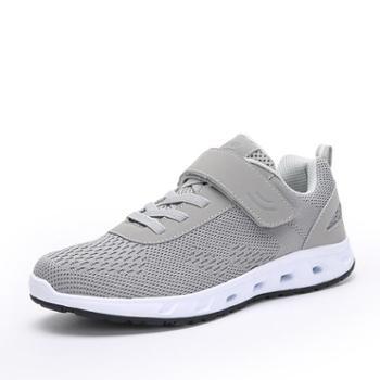 舒适老人鞋 韩版百搭妈妈爸爸鞋时尚运动休闲健步鞋情侣鞋 LZ3310