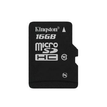 金士顿 16g内存卡 TF卡micro sd卡 C10 手机 内存卡16g正品包邮
