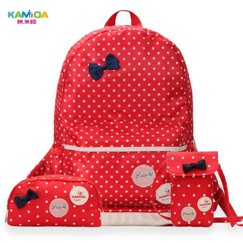正品韩版可爱儿童书包小学生书包女生高年级双肩背包
