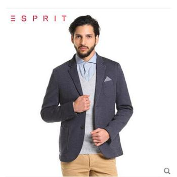 ESPRIT男装时尚休闲西服-124EE2G011