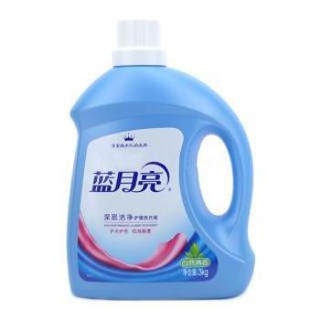 【中粮我买网】蓝月亮自然清香深层洁净洗衣液3kg(瓶装)