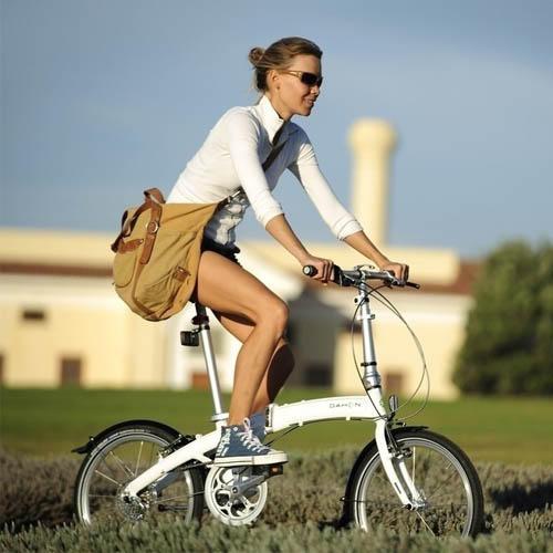 美国大行dahon折叠自行车tst061
