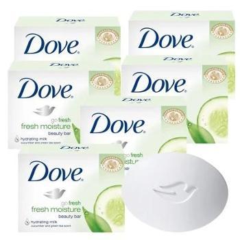 香皂清透盈润香块香皂沐浴皂100g*6块 包邮
