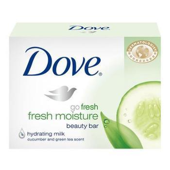 多芬香皂清透盈润香块香皂100g清洁 滋润 润柔肤肥皂