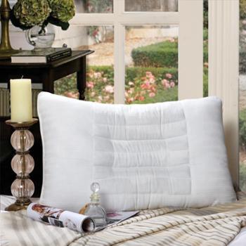 富安娜出品 圣之花家纺 草本枕芯 成人决明子枕头 健康决明子枕