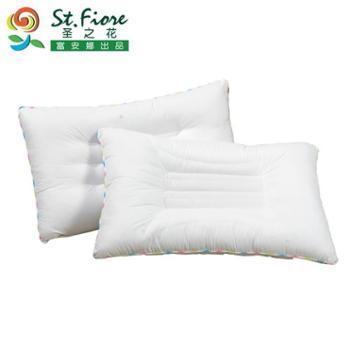 富安娜出品圣之花家纺枕头枕芯决明子黄荆子护颈枕