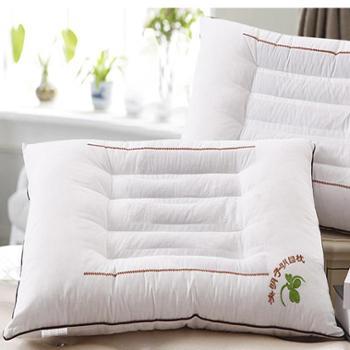 安琪尔家纺决明子舒适枕芯两面用学生成人枕 结婚可选新款枕头48*74 一只装 1对请拍2