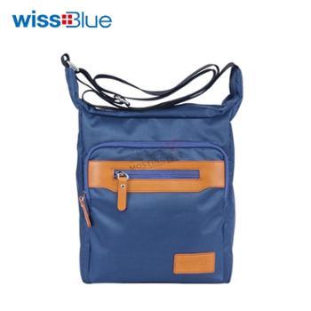 Wissblue维仕蓝TG-WB1022单肩背户外旅行徒步简约商务挎包
