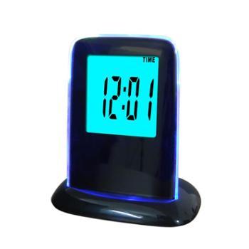 HIGHSTAR 七彩时计 大号HSD1132A 温度显示