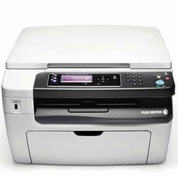富士施乐(FujiXerox)M158b黑白激光多功能一体机(打印复印扫描)