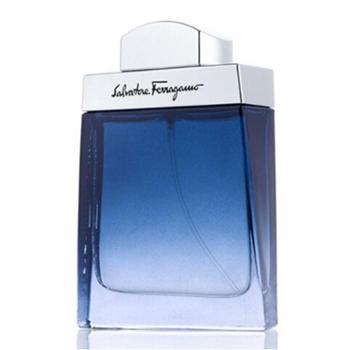 Ferragamo菲拉格慕香水清新持久淡香氛蓝色经典男士淡香水50ml