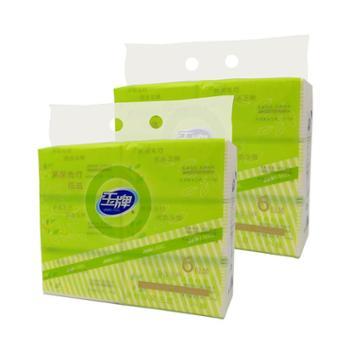 玉牌 环保系列软抽面巾纸2提12包 YF31304