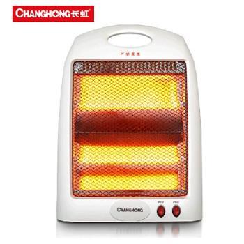 长虹 取暖器台式小太阳家用电暖气小金刚石英管电暖器烤炉