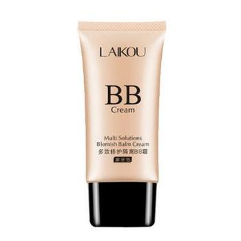 莱蔻 BB霜保湿美白控油裸妆隔离遮瑕强 粉底液彩妆韩国化妆品