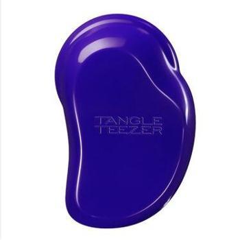 Tangle Teezer经典家用美发梳·紫玫撞色