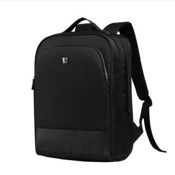 爱华仕(OIWAS)电脑背包 时尚韩版商务双肩包 男女休闲旅行出差背包
