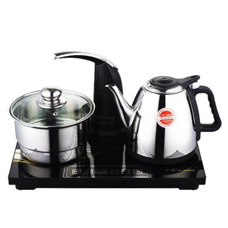 心好a31 自动上水电热水壶茶炉304钢加水抽水泡茶器茶艺壶电茶壶