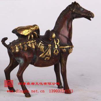 河南鼎都 安阳殷墟 最好的青铜器仿制基地 青铜器--马上赢 送朋友 客户 老板
