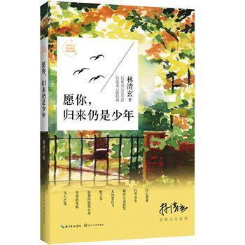 愿你,归来仍是少年(林清玄启悟人生系列) 正版书籍 图书* 新书畅销