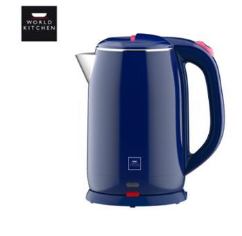 美国康宁 2L大容量电热水壶