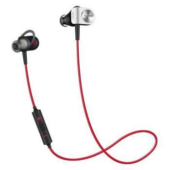 魅族(MEIZU)EP51 磁吸式专业运动蓝牙耳机 红黑色