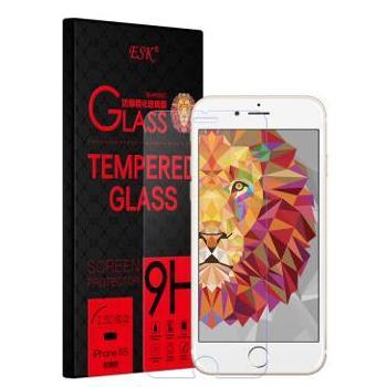 ESK iPhone6s钢化膜 苹果6高透膜 高清玻璃保护贴膜