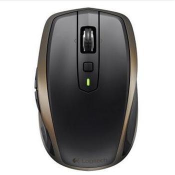罗技(Logitech)无线便携鼠标MX Anywhere2 蓝牙优联双模式