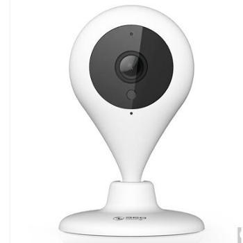 360智能摄像机1080P版 D606 小水滴 高清夜视 WIFI摄像头 双向通话 远程监控 哑白